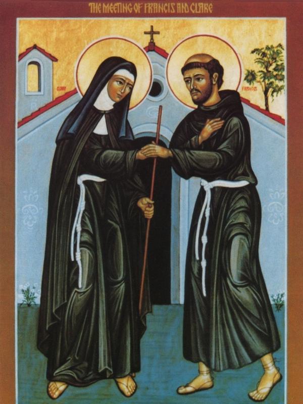 Secular Franciscans St. Pashal Baylon